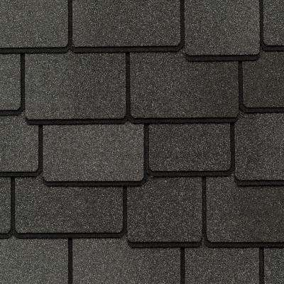 Woodland Value Collection Castlewood Gray Architectural Shingles (25 sq. ft. per Bundle)