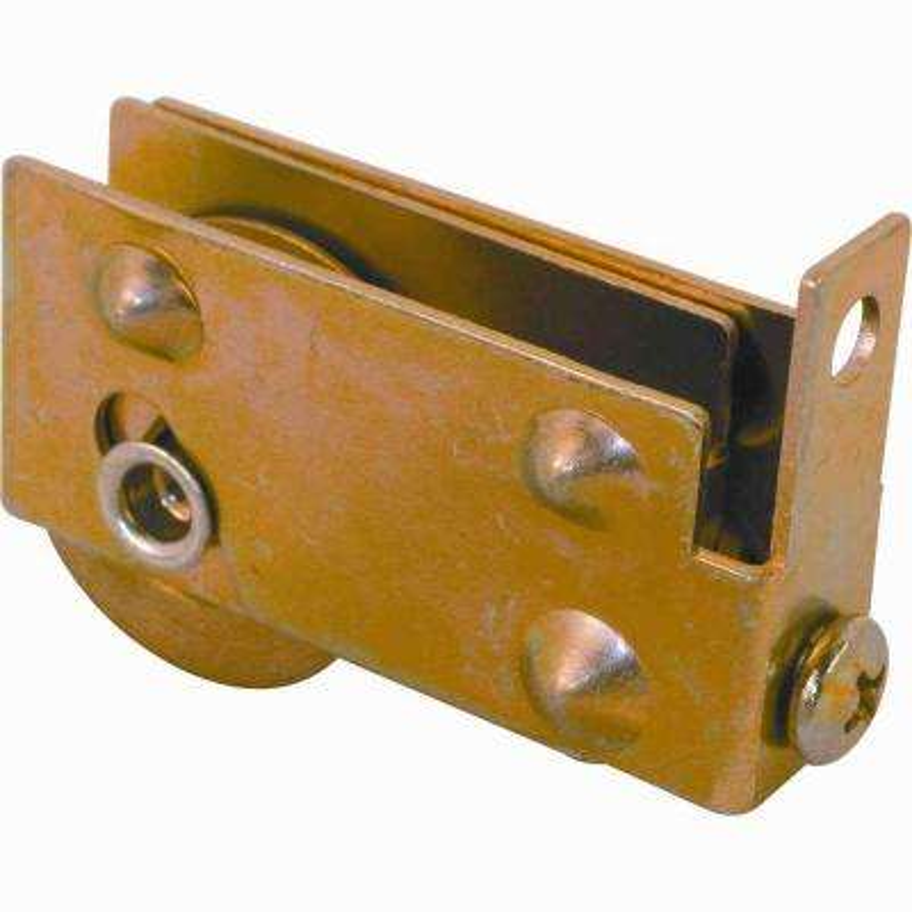 1-1/8 in. Steel Ball Bearing Door Roller Assembly