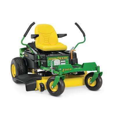 Z345R 42 in. 22 HP Dual Hydrostatic Gas Zero-Turn Riding Mower-California Compliant