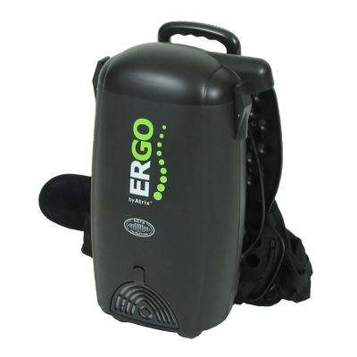 Backpack HEPA Vacuum in Black