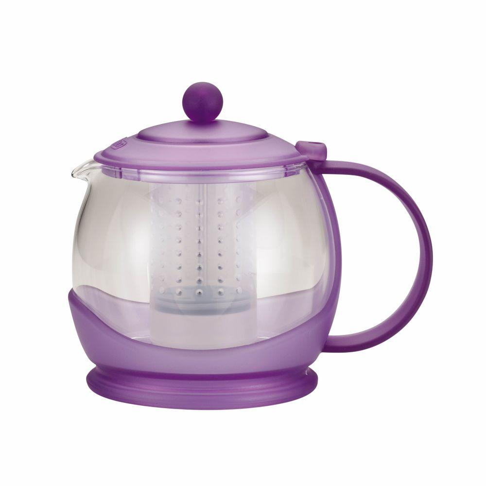 Teapots Prosperity 5.25-Cup Teapot in French Lavender