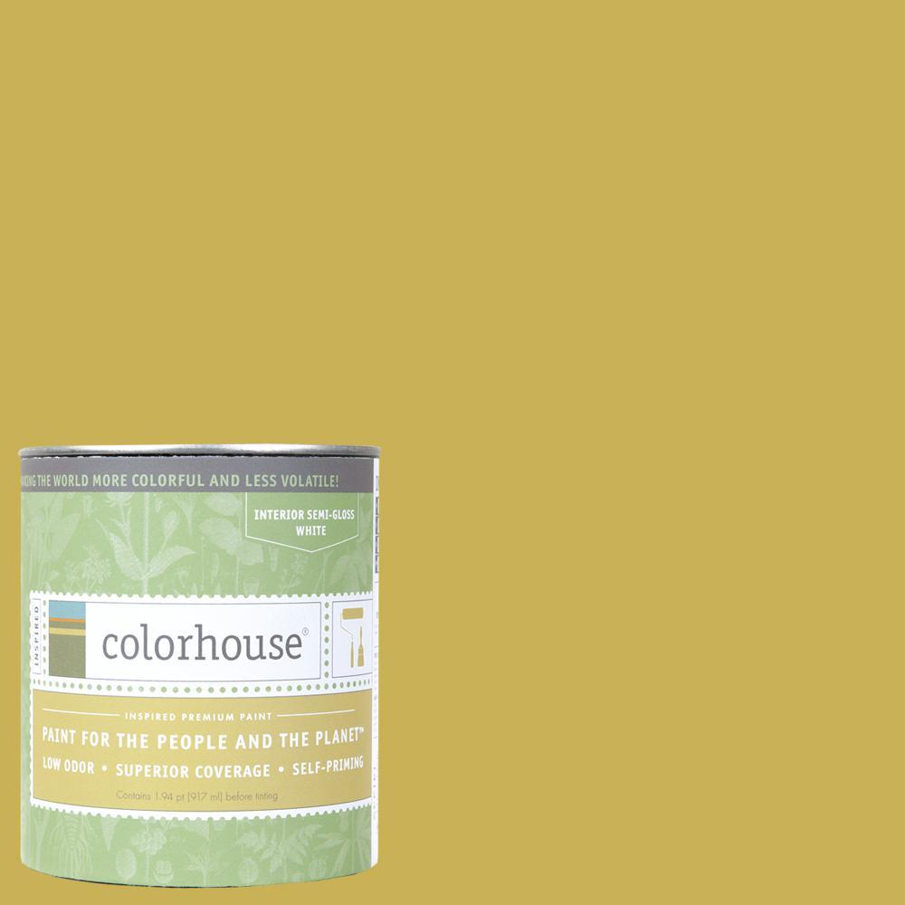 1 qt. Beeswax .05 Semi-Gloss Interior Paint