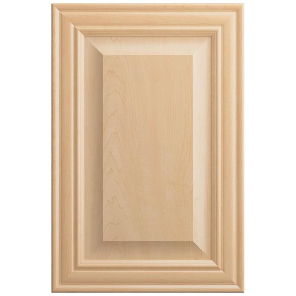 Hampton Bay 11x15 In Gilead Cabinet Door Sample In Natural Hbdssd Npm 01 The Home Depot