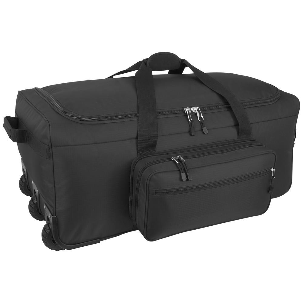 Mercury Luggage Mini Monster Bag in Black