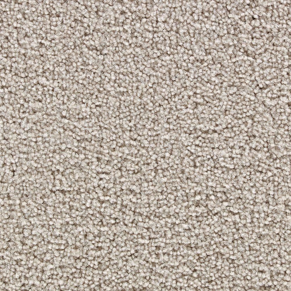 Martha Stewart Living Brycemoor Potters Clay - 6 in. x 9 in. Take Home Carpet Sample-DISCONTINUED