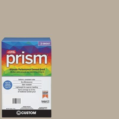 Prism #386 Oyster Gray 17 lb. Grout