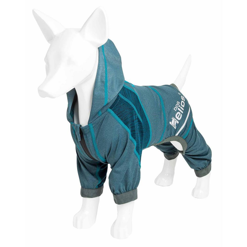 full body hoodie dog helios medium blue namastail breathable full body 5224