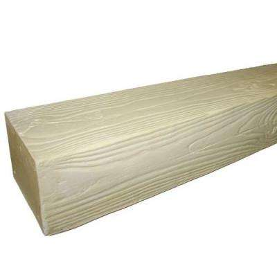 STB 20U - 8 in. x 6 in. x 16 ft. Unfinished Faux Wood Beam