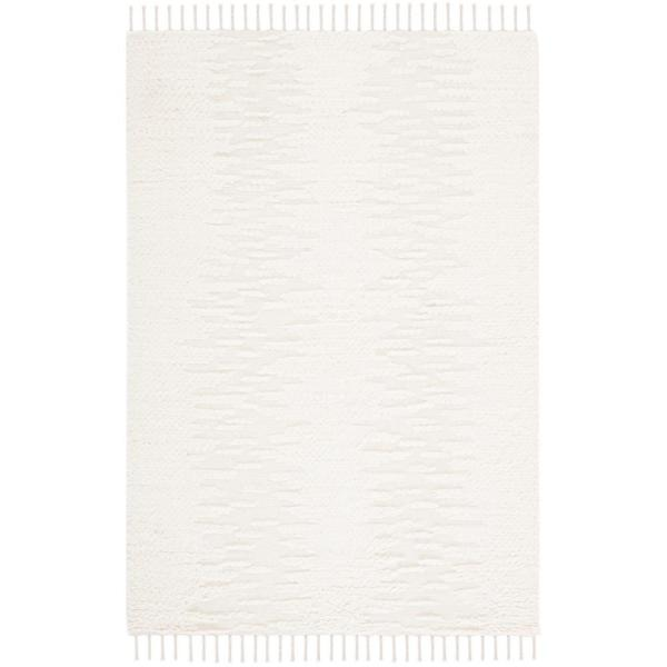 Safavieh Casablanca Ivory 4 Ft X 6 Ft Area Rug Csb551a 4 The Home Depot