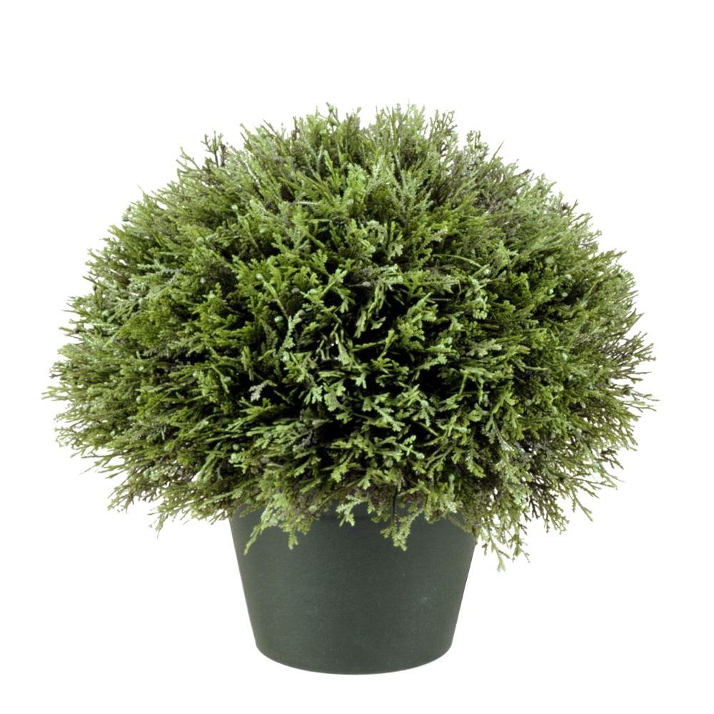 National Tree Company 15 in. Juniper Bush