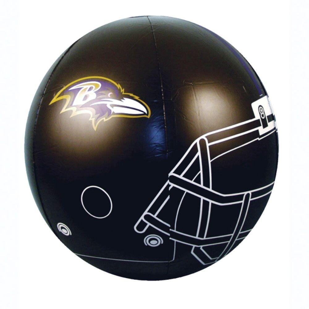 Team Sports America 24 in. Beach Ball - Baltimore Ravens
