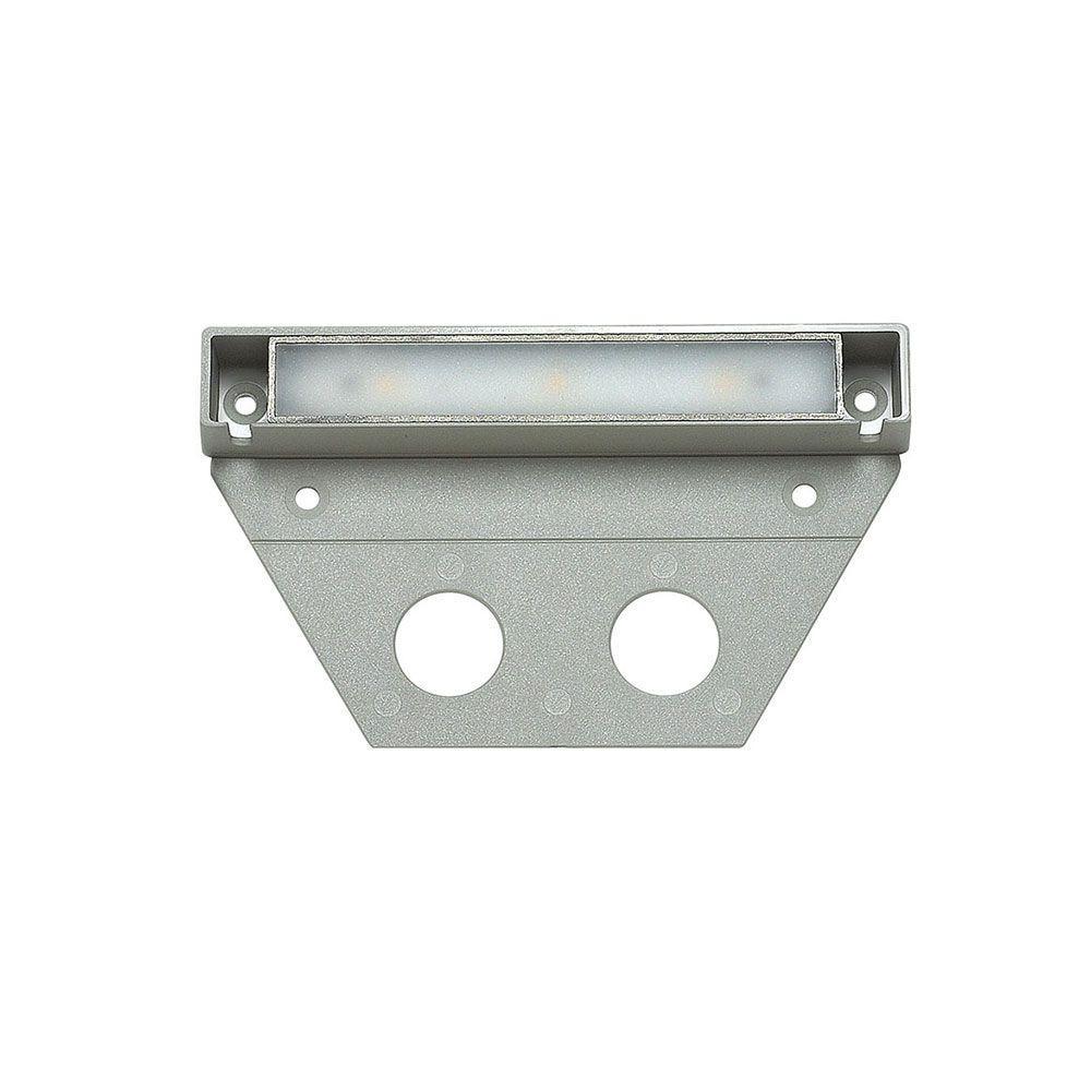 Ultra-Warm Integrated LED Titanium Hardscape Light (10-Pack) (2700K)
