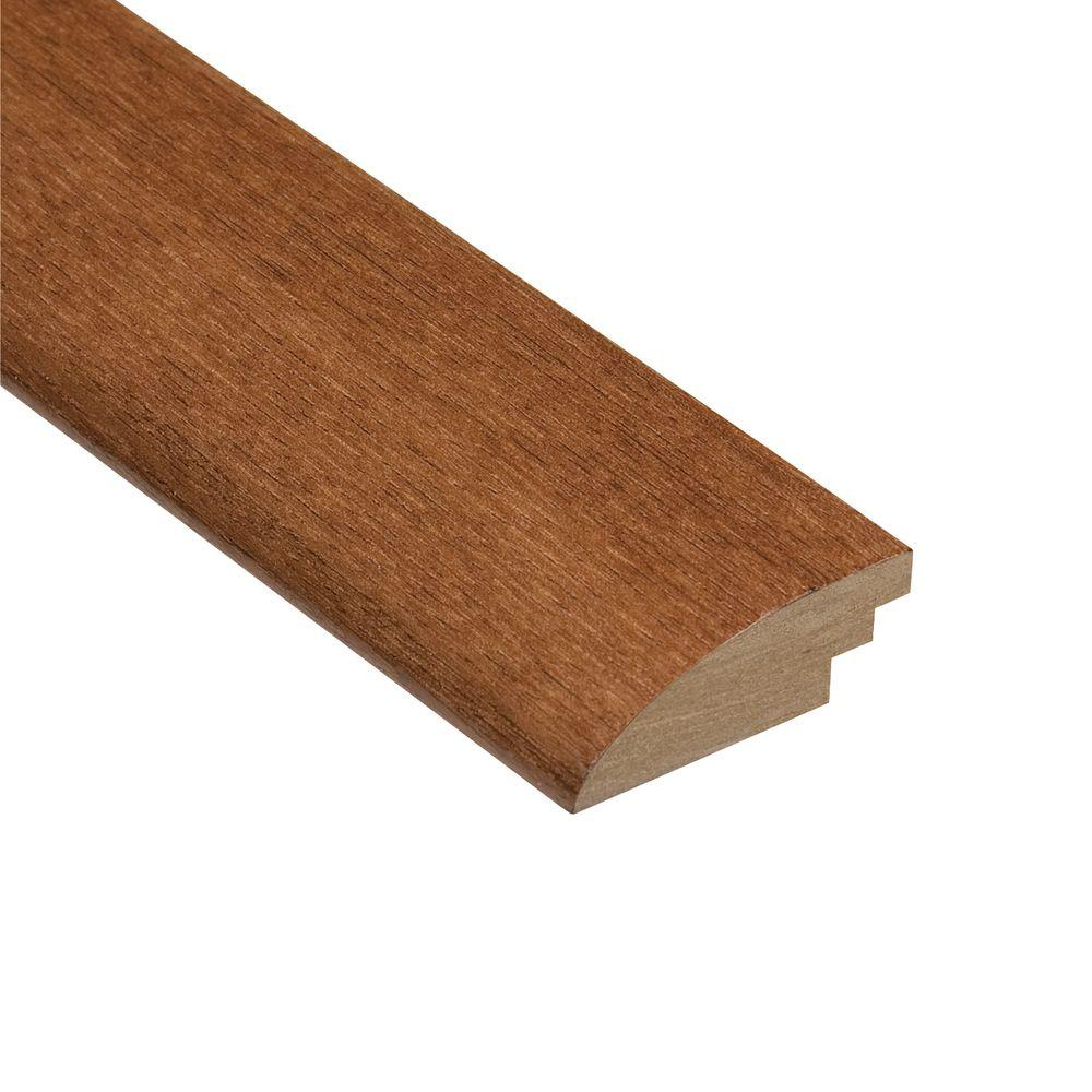 Home Legend High Gloss Elm Sand 1/2 in. Thick x 2 in. Wide x 78 in. Length Hardwood Hard Surface Reducer Molding