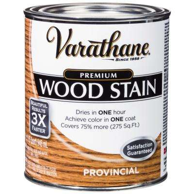 1 qt. Provincial Premium Fast Dry Interior Wood Stain (2-Pack)