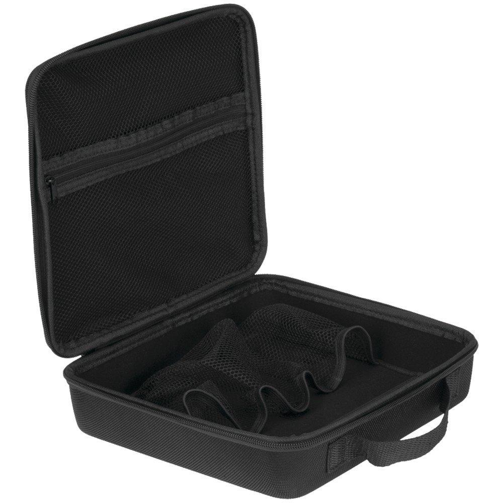 Motorola Molded Soft Carry Case for 2-Way Radios With any outdoor adventure, you will have things to carry. The carry case has convenient pockets to keep you organised. In addition to your radio, you can store the belt clips, batteries and chargers together in the case.