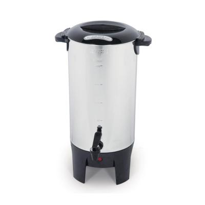 10-50 Cup Stainless-Steel Coffeemaker