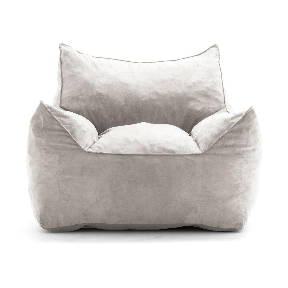 Admirable Big Joe Imperial Lounger Shredded Ahhsome Foam Cement Gamerscity Chair Design For Home Gamerscityorg