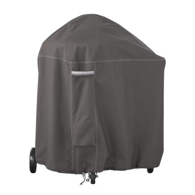 Ravenna Weber Summit 110 in. L x 84 in. W x 24 in. H Grill Cover