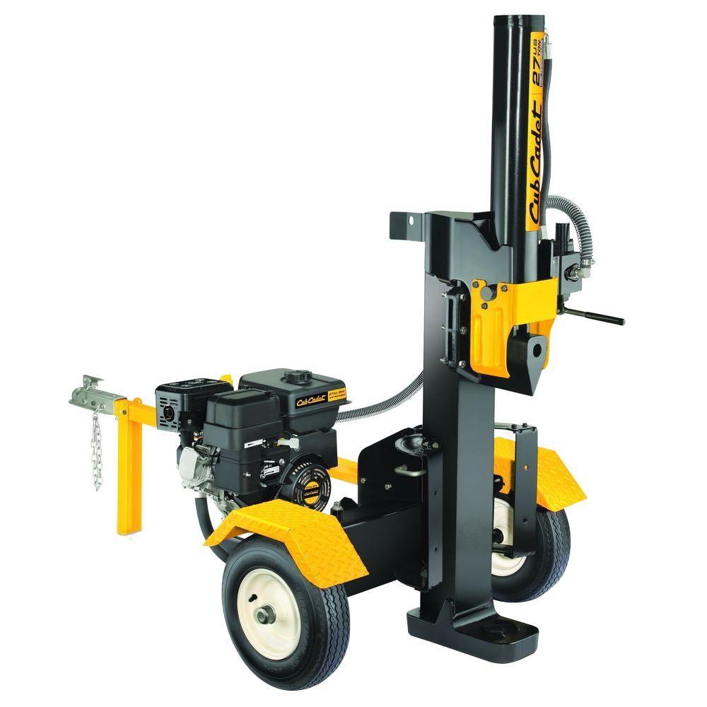 27-Ton 277 cc Gas Log Splitter