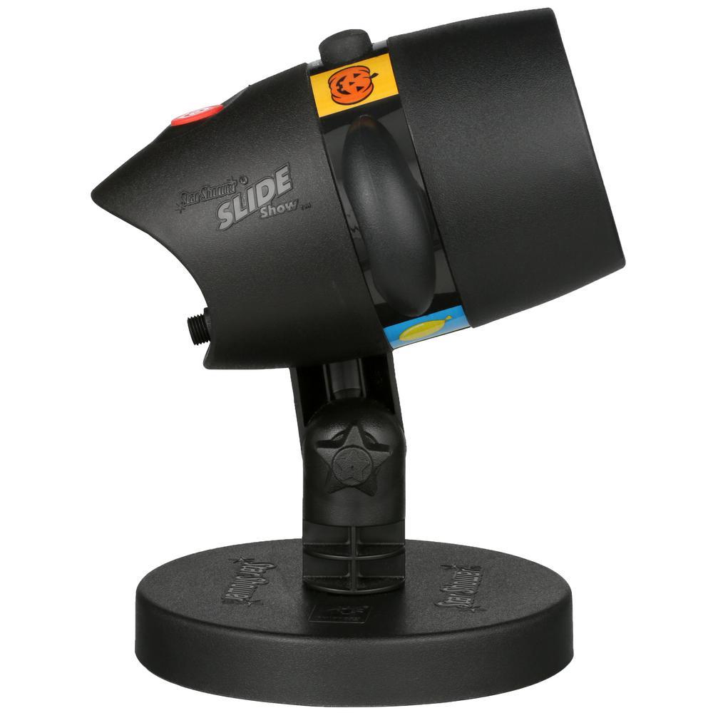 Star shower slide show led projector 11671 6 the home depot for Star shower projecteur