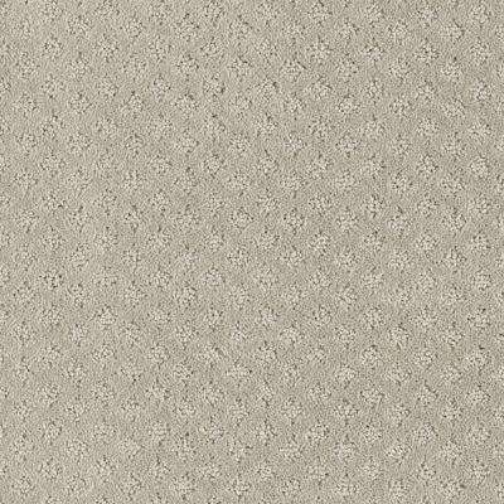 Carpet Sample - Lilypad - Color Pinstripe Pattern 8 in. x 8 in.
