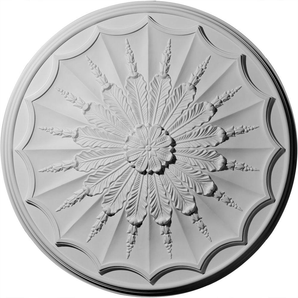 27-1/8 in. Artis Ceiling Medallion