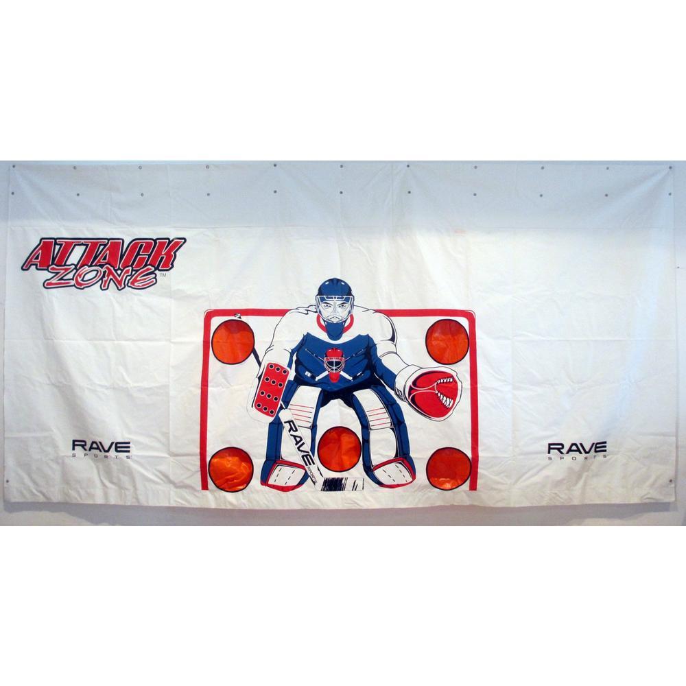 16 ft. x 8 ft. Hockey Tarp