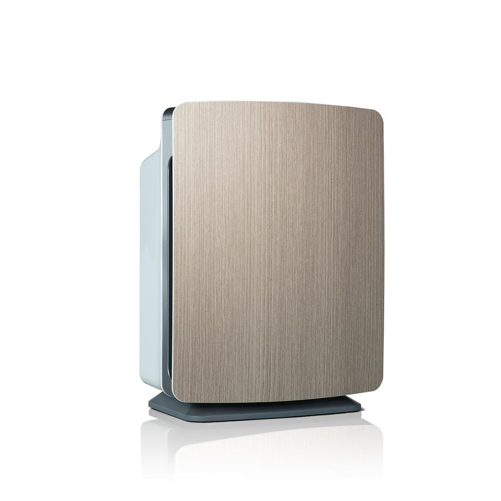 BreatheSmart FIT50 Customizable Air Purifier with HEPA-Silver Filter to Remove