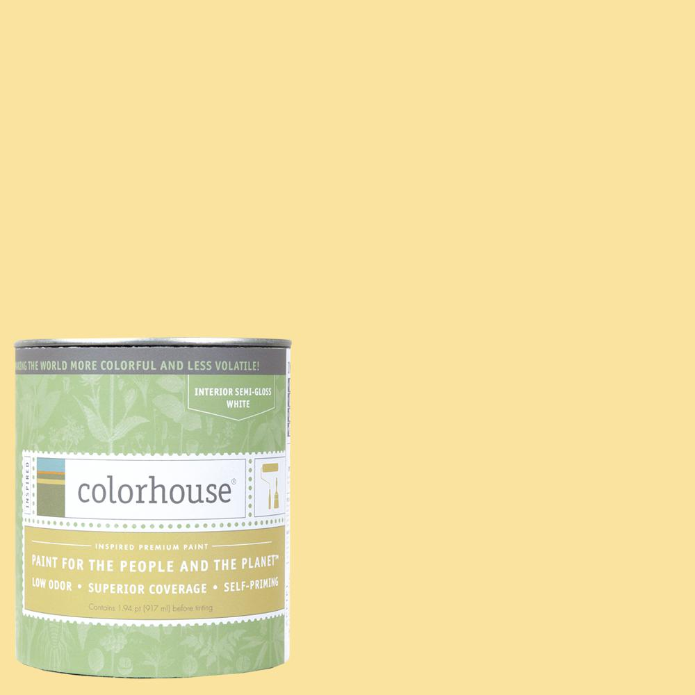 Colorhouse 1 qt. Aspire .02 Semi-Gloss Interior Paint