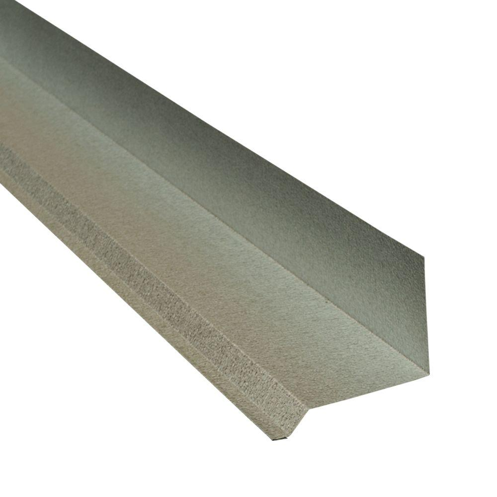 Construction Metals 3 In X 5 In X 10 Ft Galvanized