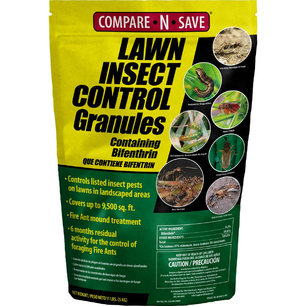 Compare-N-Save 11 lb. Lawn Insect Control Granules