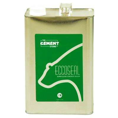 1 gal. Porous Concrete and Masonry Solvent-Based Water Repellent Wear Coat Acrylic Concrete Sealer