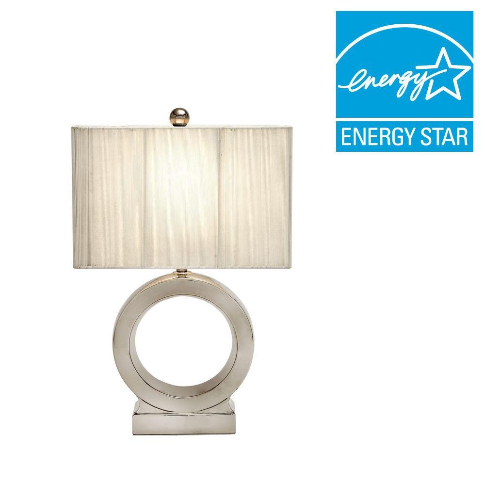 24 in. H Ceramic Table Lamp