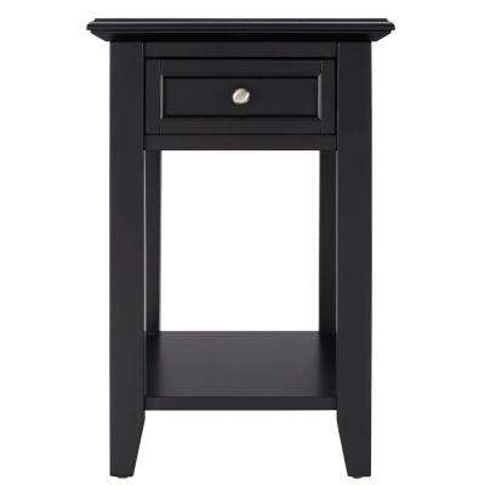 Harrison Midnight Side Table