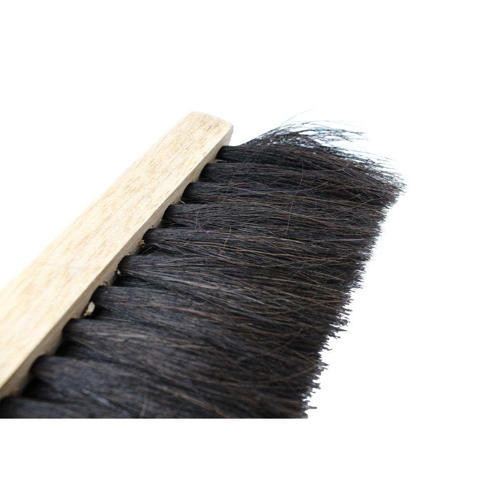 36 in. All-Purpose Horsehair Floor and Finish Broom Head