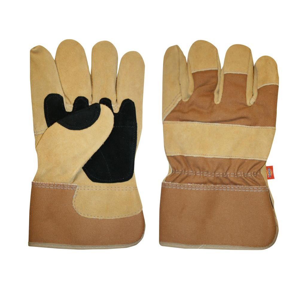 Dickies Insulated Split Cowhide Double Palm Glove