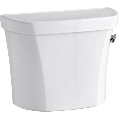 Wellworth 1.0 GPF Single Flush Toilet Tank Only in White