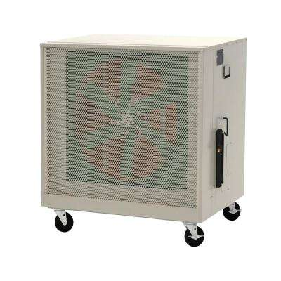 Aerocool 6500 CFM 2 Speed Portable Evaporative Cooler for 2200 sq. ft.