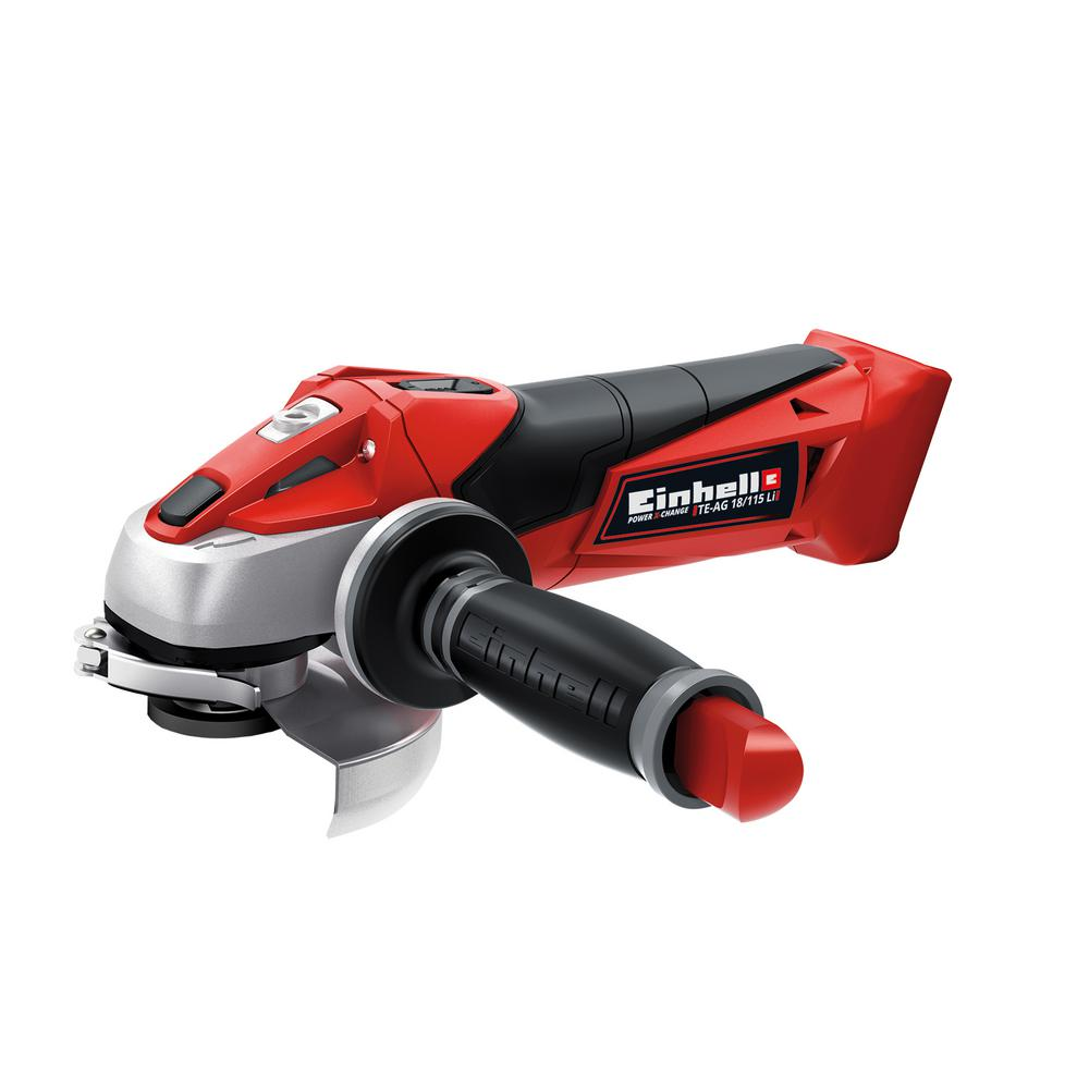 18-Volt ONE Cordless with Spindle Lock Angle Grinder 4-1//2 in Tool-Only