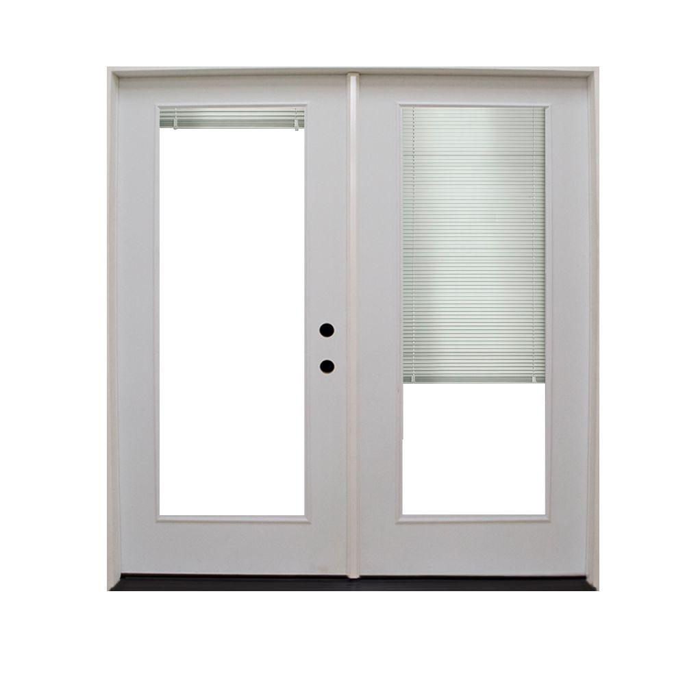 56 x 80 - Double Door - Patio Doors - Exterior Doors - The Home Depot