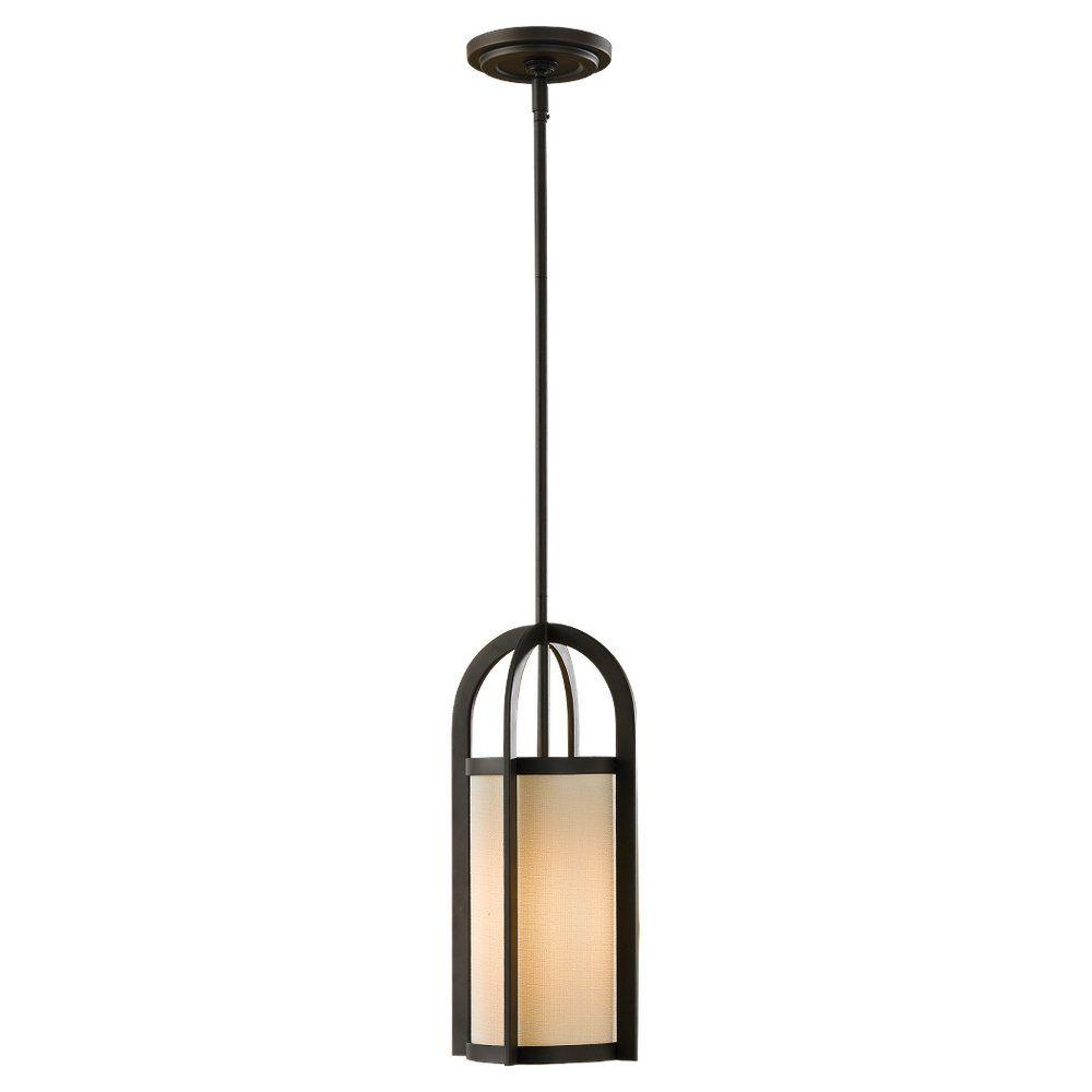 Stelle 1-Light Oil Rubbed Bronze Mini Pendant