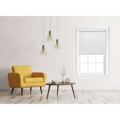 Designer 2.5 in. Faux Wood Blind