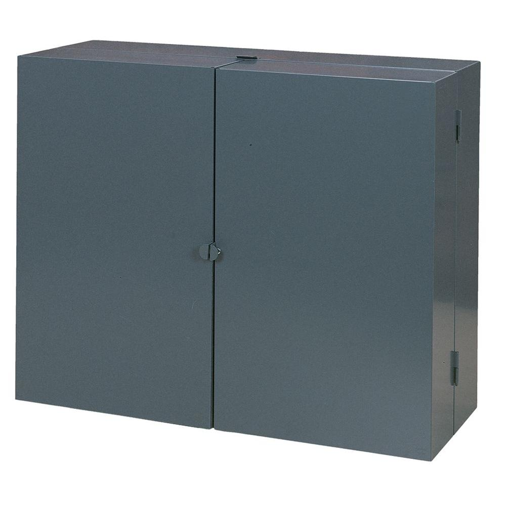 D Steel Wall Tool Storage Cabinet In Gray WC 1   The Home Depot