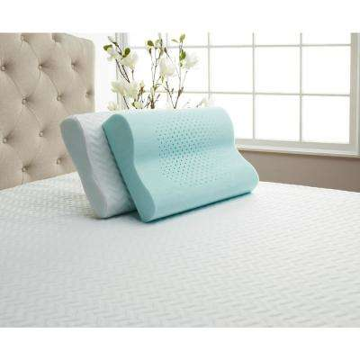 Serene Foam Contour Queen Pillow