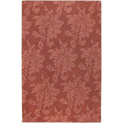 Beth Coral 8 ft. x 11 ft. Area Rug