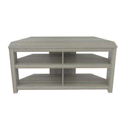 Smoke Oak TV Stand