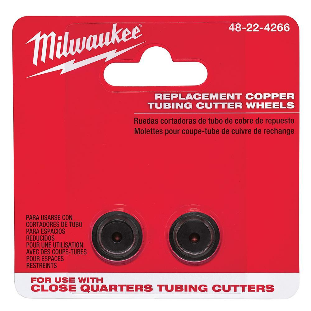 Milwaukee Close Quarters Cutter Replacement Blades (2-Piece)