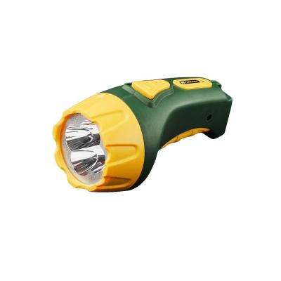 4 LED Rechargeable Flashlight