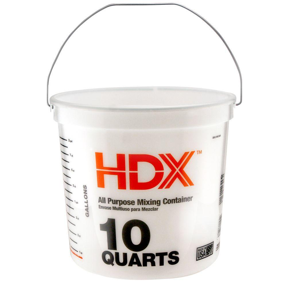 10-qt. Mix and Measure with Metal Handle