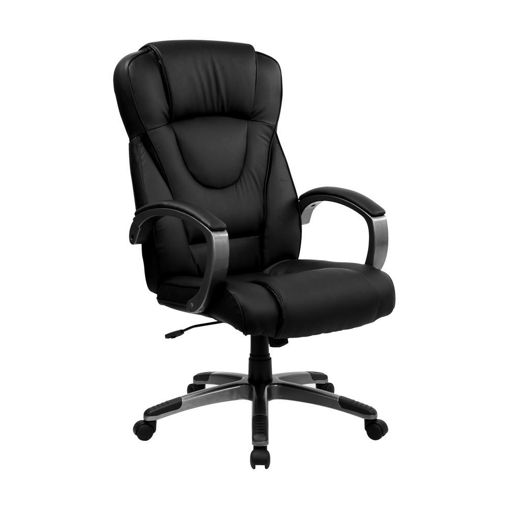 Flash Furniture Black Office/Desk Chair CGA-BT-1033-BL-HD